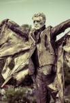 Festivalul Internațional de Statui Vivante începe cu Noaptea Statuilor la Casa Filipescu - Cesianu!