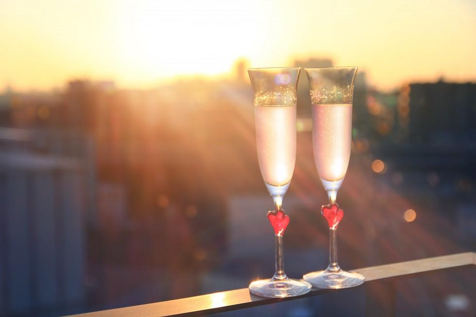 Cocktailuri răcoritoare cu bule