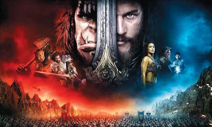 Warcraft. Începutul