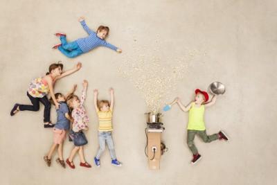 100 de lucruri de făcut cu copilul tău în vacanţă