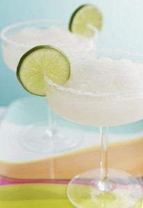 Margarita cu multă gheață
