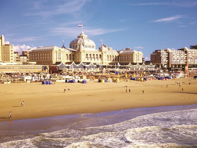 Călătorie în Olanda: Scheveningen, locul unde ai parte de plaje nesfârșite