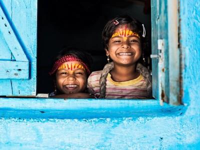 Dharavi: frizeri, capre și haine curate