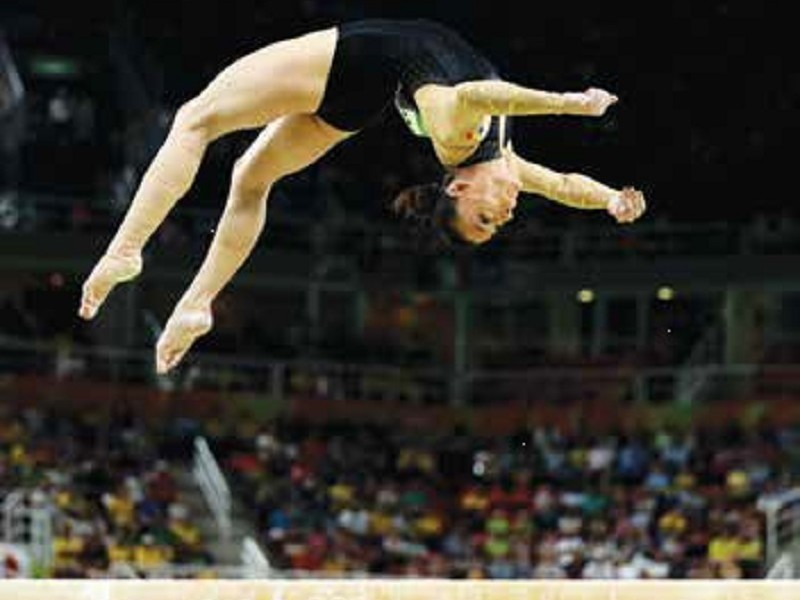 Înnobilare: Jocurile Olimpice Rio 2016