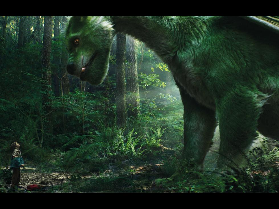 """Recenzia filmului """"Pete și dragonul"""""""