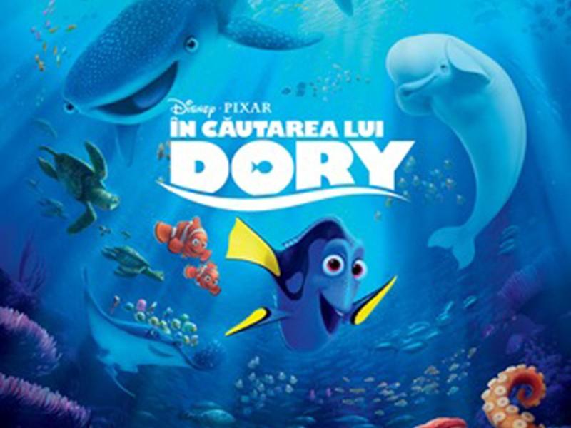 """Din 17 iunie, pornim """"În căutarea lui Dory"""" la cinema"""