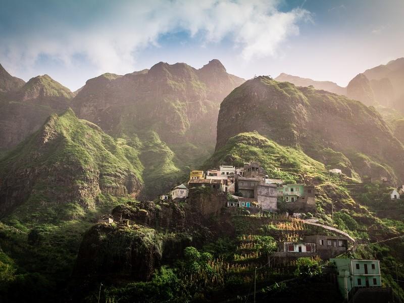 Santo Antao, tropice fermecate
