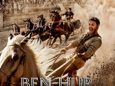 """""""Ben-Hur"""" – o distribuţie contemporană readuce la viaţă o poveste clasică"""