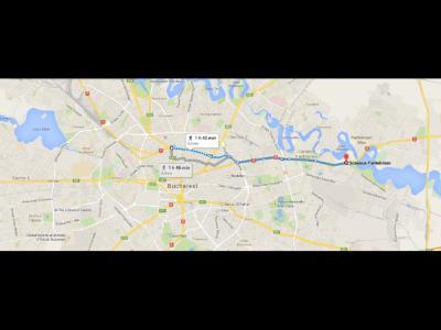 Care e cel mai bun mijloc de transport în oraș?