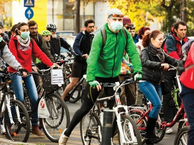 Două propuneri radicale pentru pietoni și bicicliști