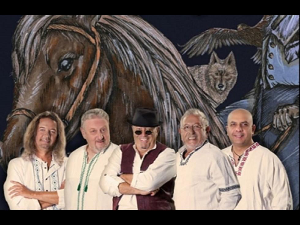 Pasărea Rock își lansează primul album muzical, Legenda, printr-un spectacol în premieră europeană