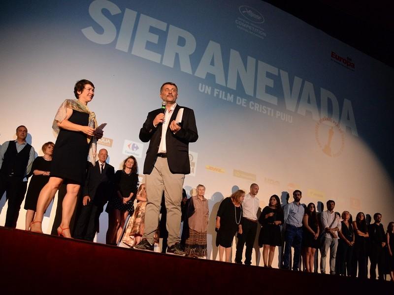 Premiera oficială a lungmetrajului SIERANEVADA a avut loc aseară