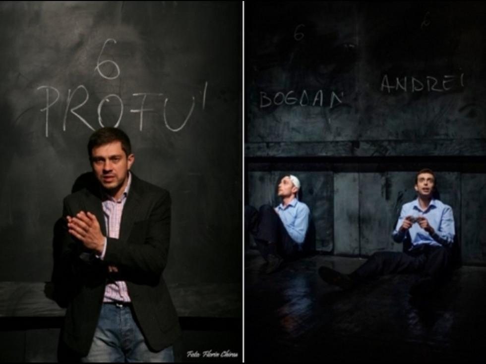"""Casa de Producție TVR vă propune """"Profu de religie"""""""