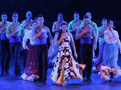 """""""Carmina Burana"""", spectacolul dansatorilor Ballet Flamenco de Madrid, reprogramat pentru 28 noiembrie"""