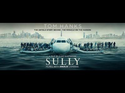 """""""Sully"""" - o vizionare de film cu adevărat copleşitoare: Miracolul de pe râul Hudson, filmat aproape în întregime cu camerele IMAX"""
