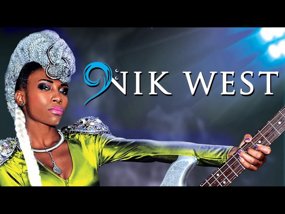 NIK WEST, unul dintre primii muzicieni  care au cântat la primul bas cu șase corzi de la Fender,  concertează pe 17 octombrie în Berăria H  - orașul cu chef de viață