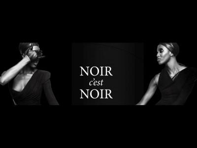 Back to black cu TheDate / Noir c'est noir – o nouă experiență unică