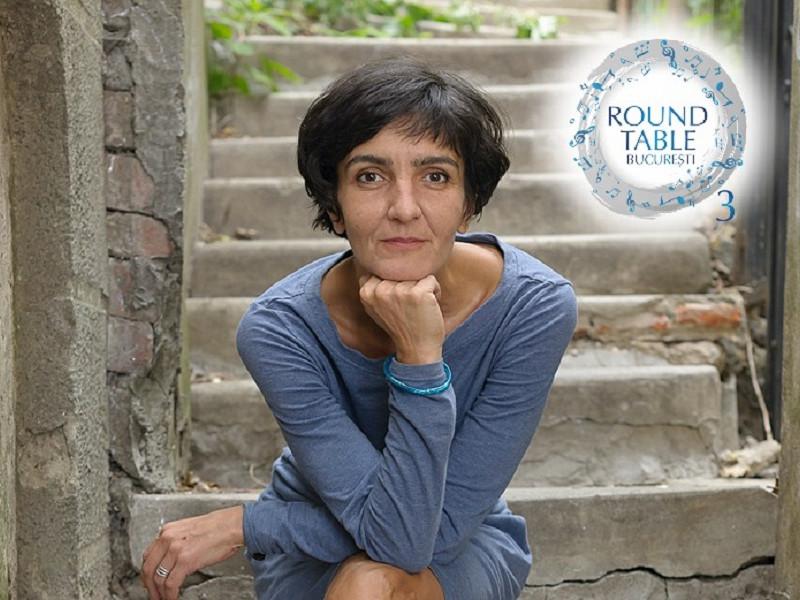 Vava Ștefănescu, în deschiderea noului sezon Round Table București