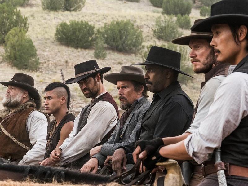 """Cei șapte magnifici / The Magnificent Seven"", un western visceral despre dreptate"
