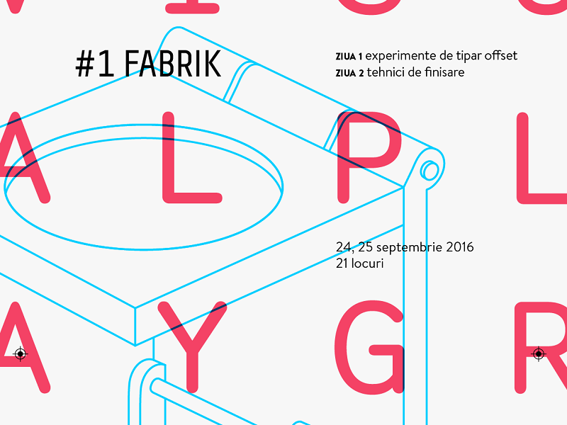 VISUAL PLAYGROUND LABS #1  Meet. Play. Learn @ Fabrik