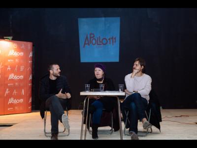 Teatrul APOLLO111: Inovaţie pe scena din România