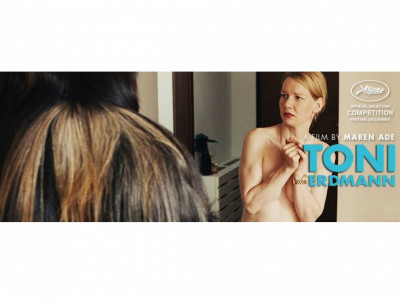 Toni Erdmann, un film premiat, iubit de public
