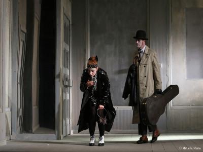 """""""Noul locatar"""" al Teatrului Nottara, la Budapesta"""
