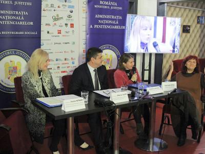 Începe Festivalul Multiart pentru Deţinuţi, Dana Cenuşă – Descătuşare prin cultură