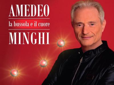Concertul Amedeo Minghi se amână pentru luna aprilie a anului viitor