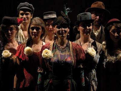 Mahala interbelică, muzică lăutarească și personaje pitorești în deschiderea stagiunii Teatrului Masca!
