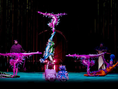 Cirque du Soleil revin în România