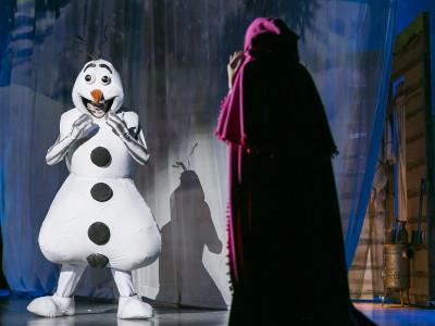 """Spectacolul  """"Frozen - Regatul îngheţat"""", revine la Bucureşti pe 6 decembrie!"""