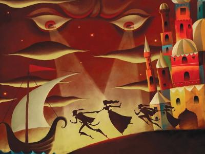 """Premieră de Mozart la Opera Comică pentru Copii: """"Răpirea din Serai"""""""