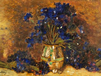 Punte între două lumi – Florile lui Luchian, o expoziție-medalion la MNAR