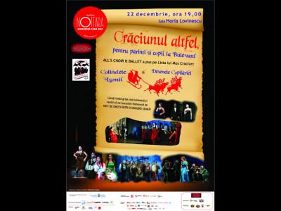 Evenimente speciale la Teatrul Nottara