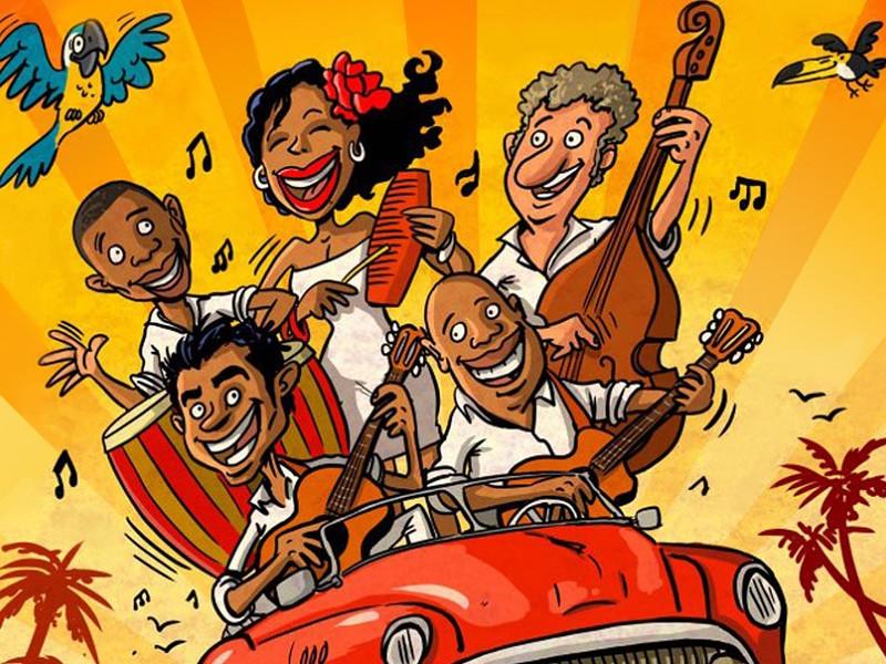 Muzică sud-americană la Ceainăria ARTea