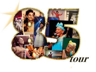 Omara Portuondo, diva Buena Vista Social Club™  celebrează muzica și viața cu un turneu special