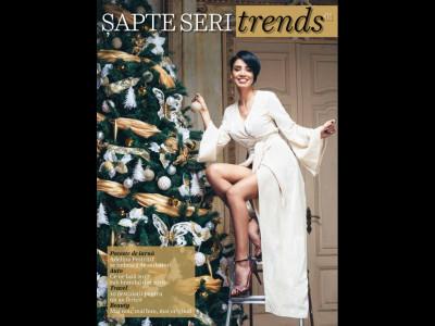 A apărut primul număr al suplimentului Şapte Seri Trends