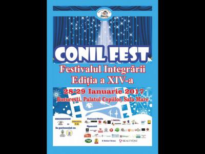 CONIL Fest, Festivalul Integrării, a ajuns la ediția a XIV-a