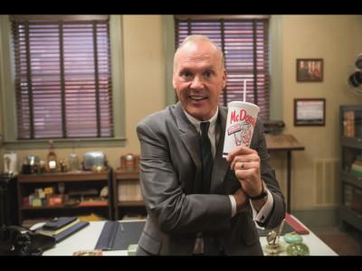 Interviu exclusiv. Michael Keaton lucrează la McDonald's