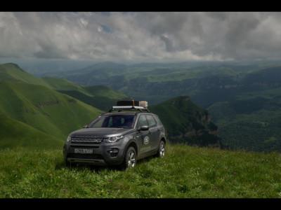 Discovery Sport - Lux la îndemână şi calităţi off-road