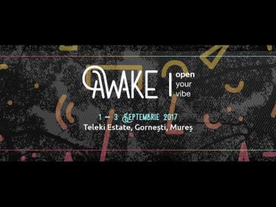 Awake, un festival super fresh, din toamnă, la domeniul Teleki