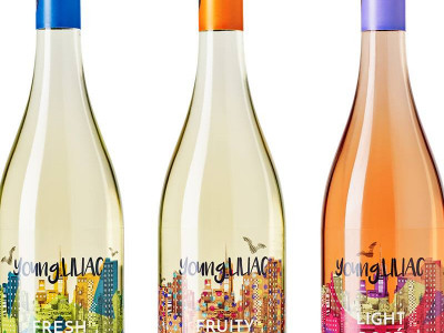 LILIAC a prezentat noua etichetă a vinurilor young.LILIAC 2016