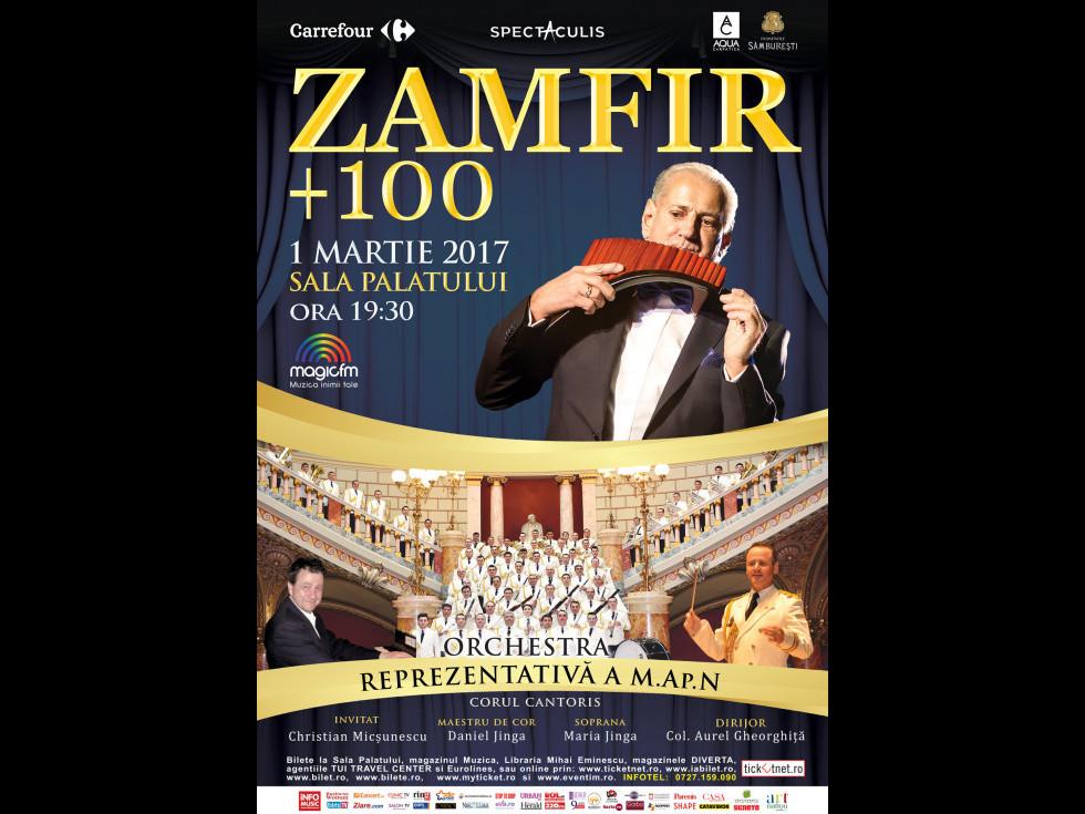 Maestrul Zamfir, ultimele pregătiri pentru concertul extraordinar de 1 martie