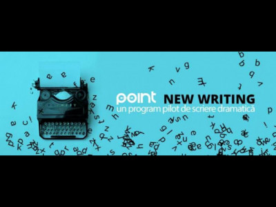 Point New Writing, un program pilot de scriere dramatică