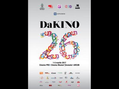 DaKINO are loc în perioada 1-5 martie
