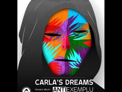 Carla's Dreams lansează un nou album pe 13 mai la Arenele Romane