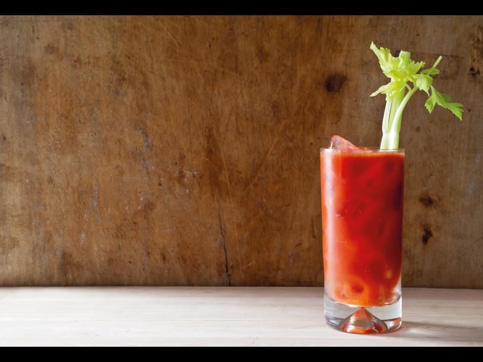3 reţete reinterpretate ale cocktail-ului Bloody Mary