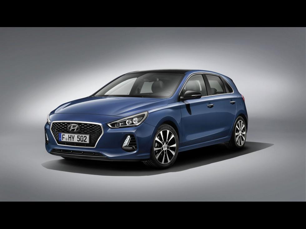 Noua generaţie Hyundai i30, la Ţiriac Auto