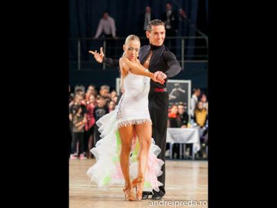 Perechea latino numărul 1 mondial din nou la DanceMasters